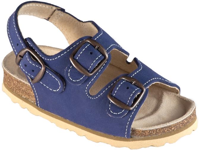 dc3f9a65c353 Dětské sandály 1004 EH2 d N1 modré