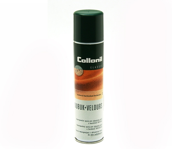 Collonil Nubuk + Velours spray impregnace