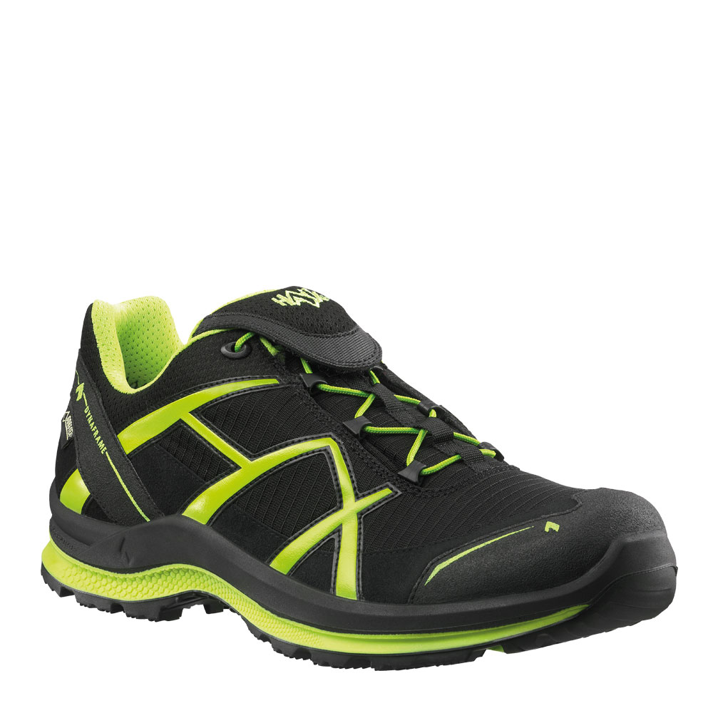 HAIX Black Eagle Adventure 2.0 low/black-citrus/gtx