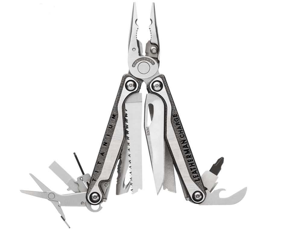 Leatherman CHARGE® PLUS TTi