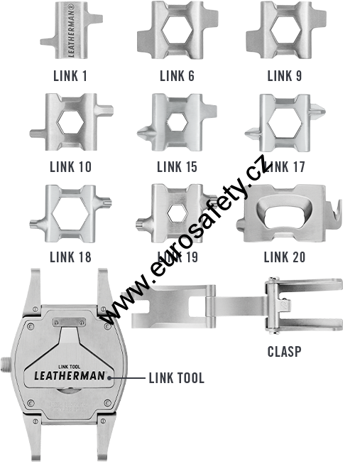 Leatherman TREAD™ TEMPO